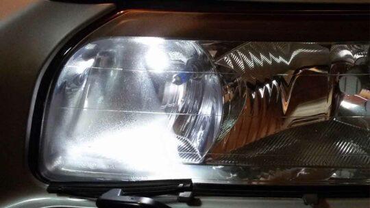 Condensation In Headlight -