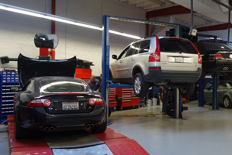 Volvo repair