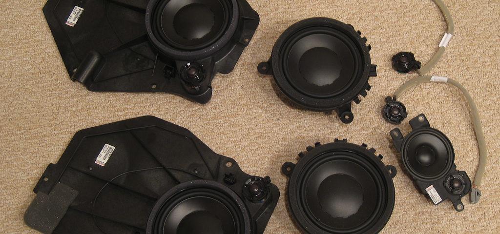 volvo speakers