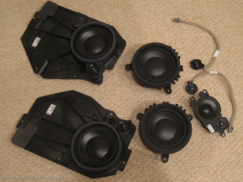 volvo speakers