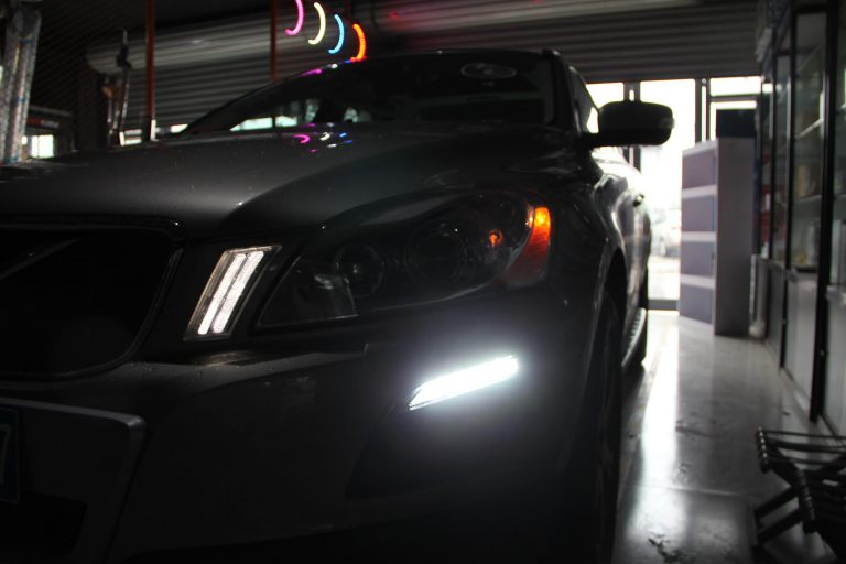 The Story With Daytime Running Lights - MVS