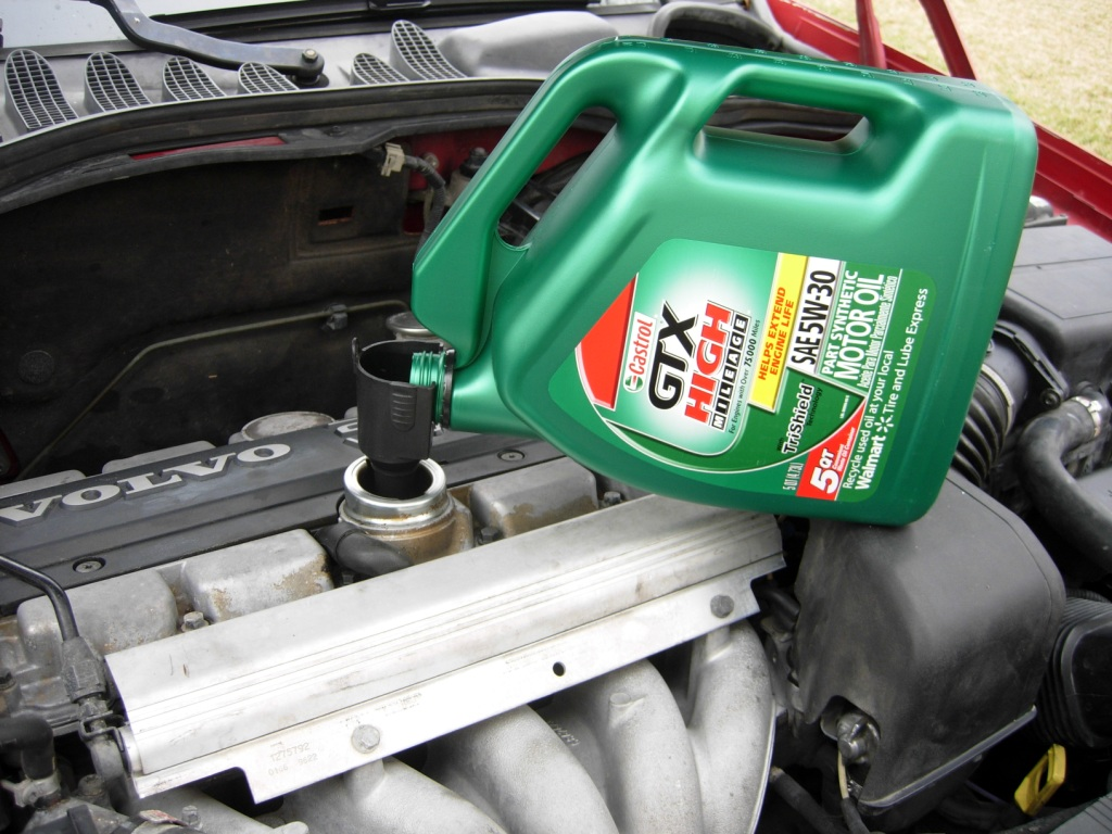 volvo synthetic oil