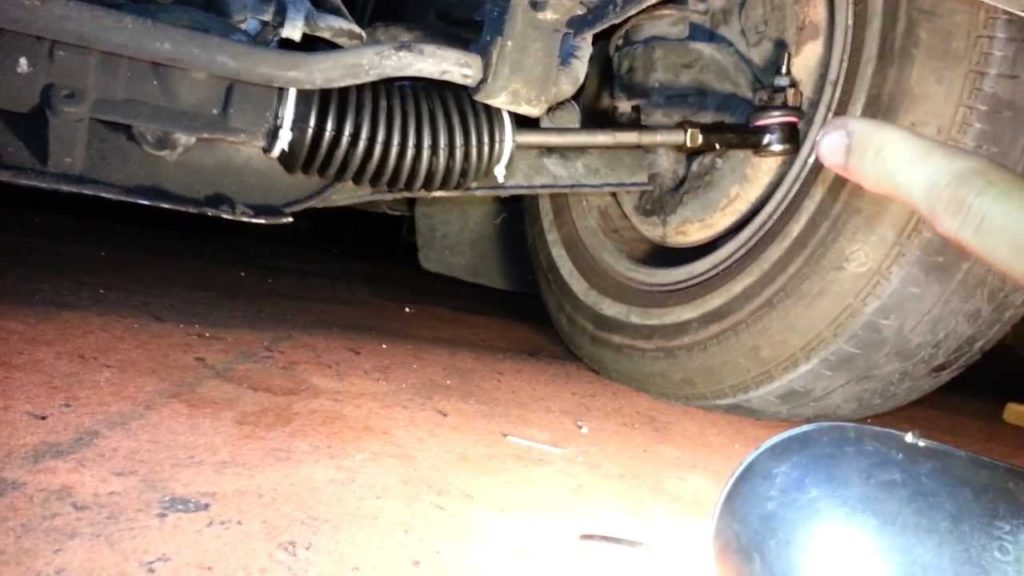 Volvo Inner and Outer Tie rod End Replacement Tutorial
