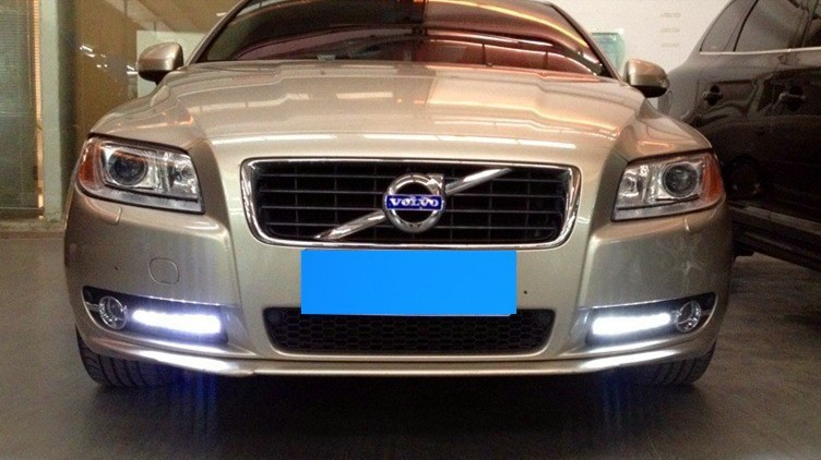 Daytime Running Light Volvo Switch