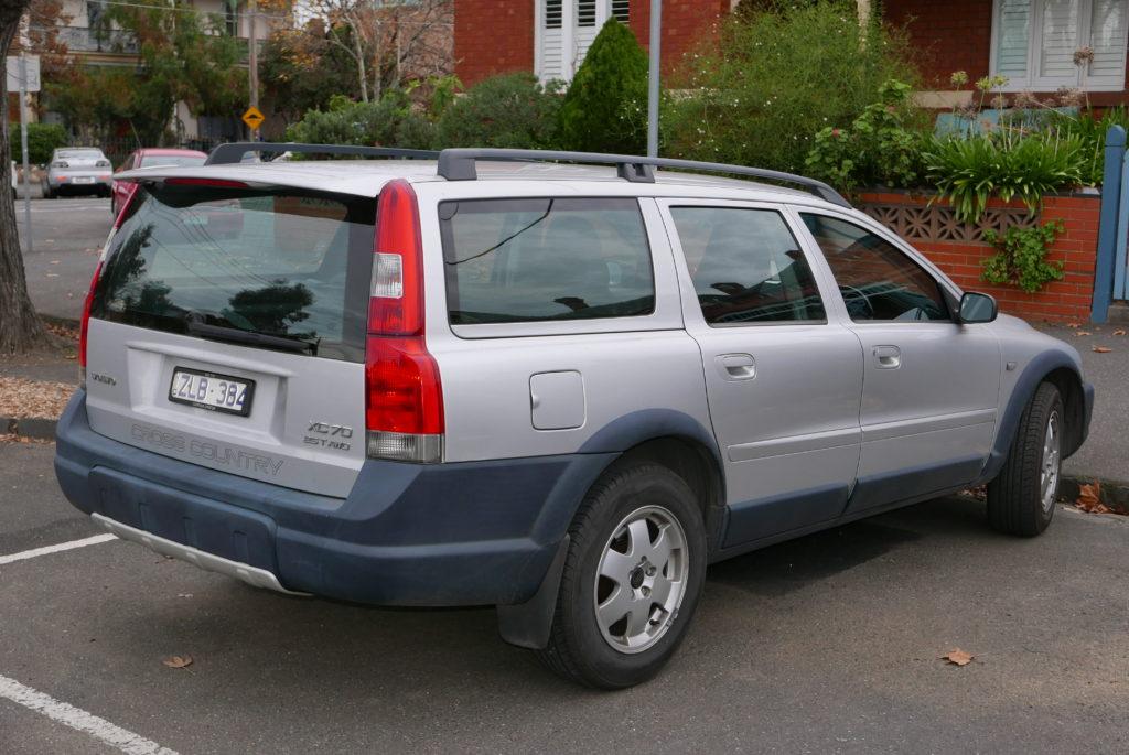 Volvo Wagon Or Mercedes Wagon