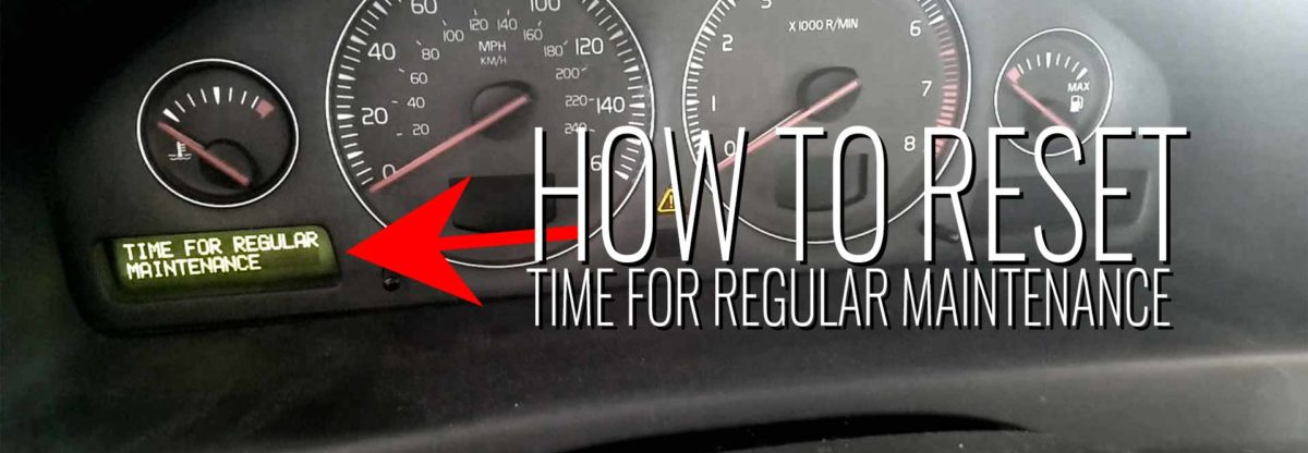 Reset Time For Regular Service -