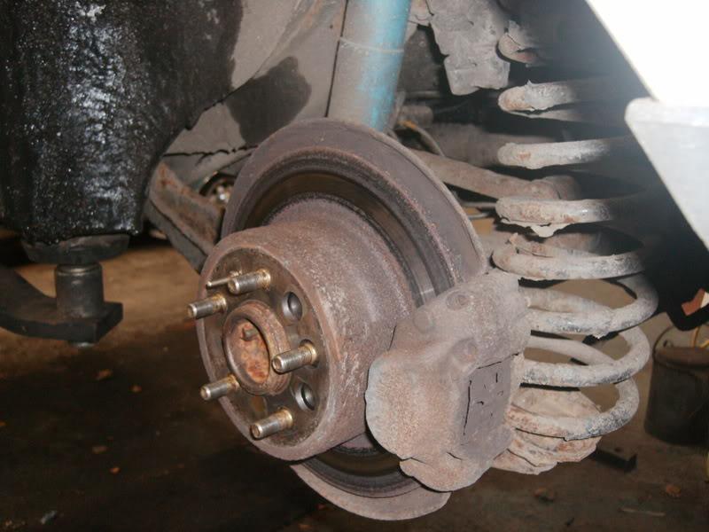 volvo brake disc