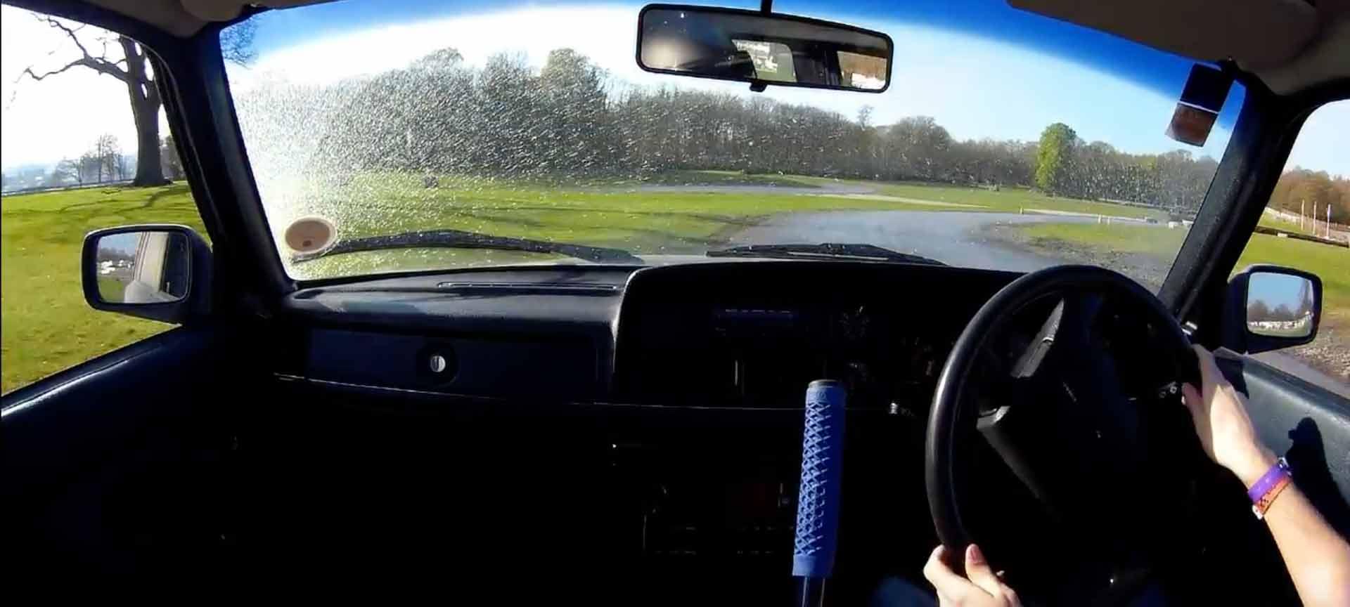 240 Drifting -