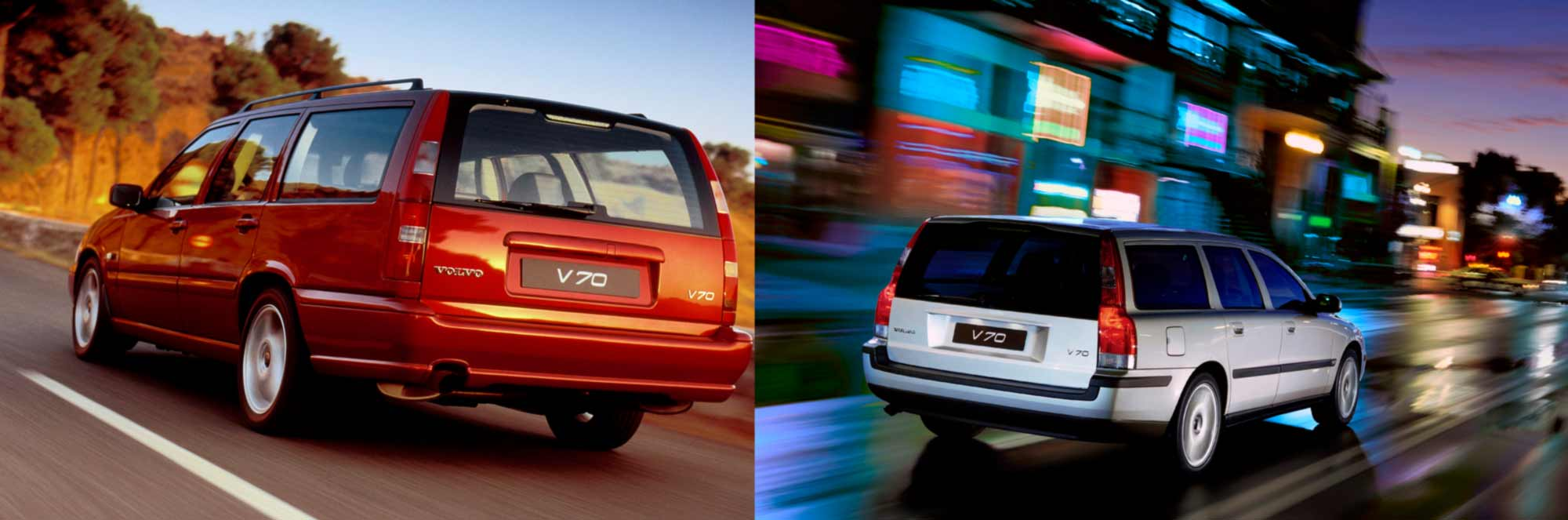 Volvo V70 - Years, Body Styles, Features, Options and Information