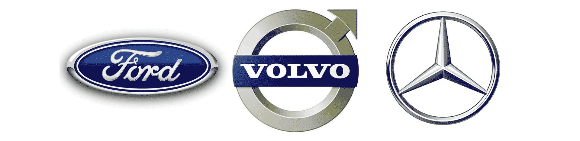 Ford Volvo Diamler -