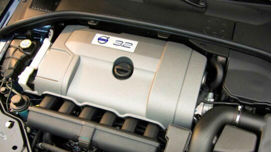 Volvo 3.2 Six Cylinder -