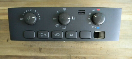 S40 Climate Control -