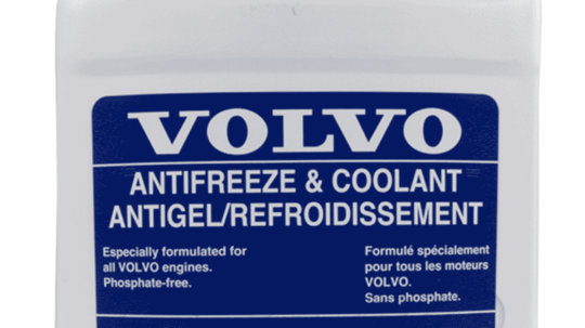 volvo antifreeze coolant