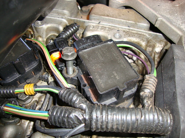 Diagramwiring From The Two Coil Packs To The Specific Spark Plugs