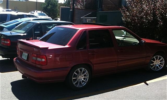 Jesse's 1998 S70 SE