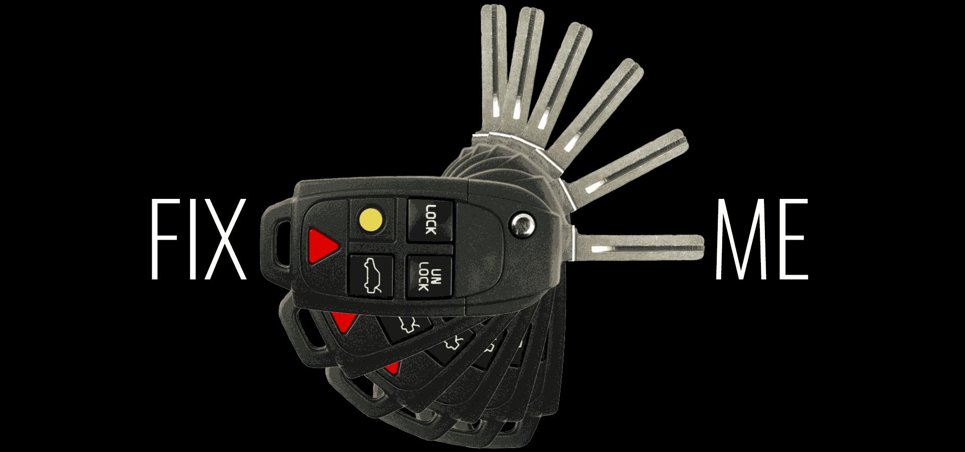 Switchblade Key Fix -