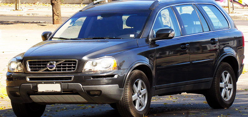 volvo-xc90-least-expensive-car-to-insure-in-us