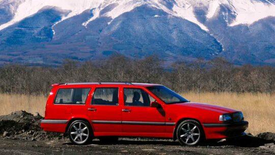 Volvo 850 Rear Shocks Replace Diy -