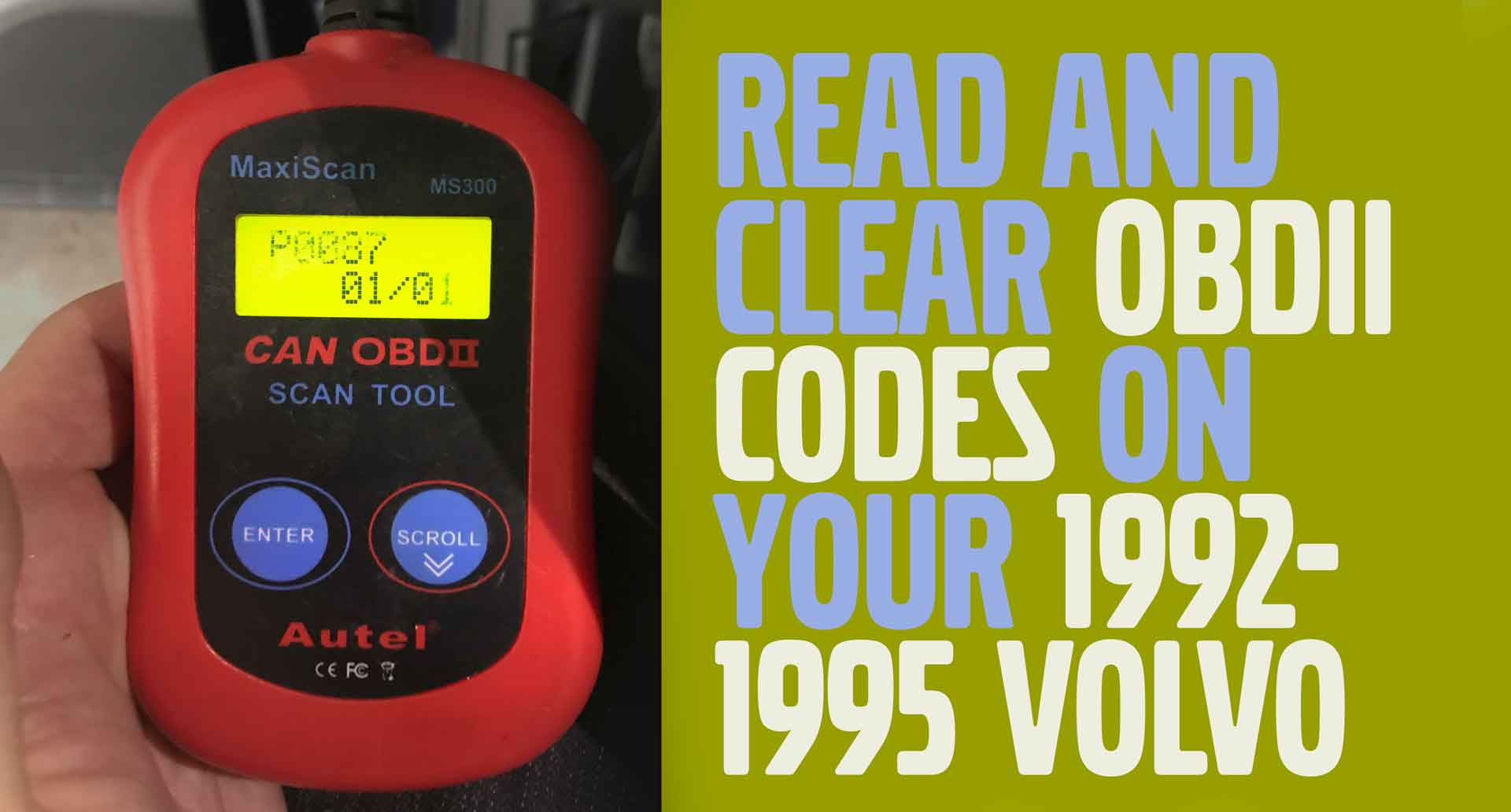 obdii codes 1992 1995 volvos how to read & understand volvo diagnostic codes  at pacquiaovsvargaslive.co