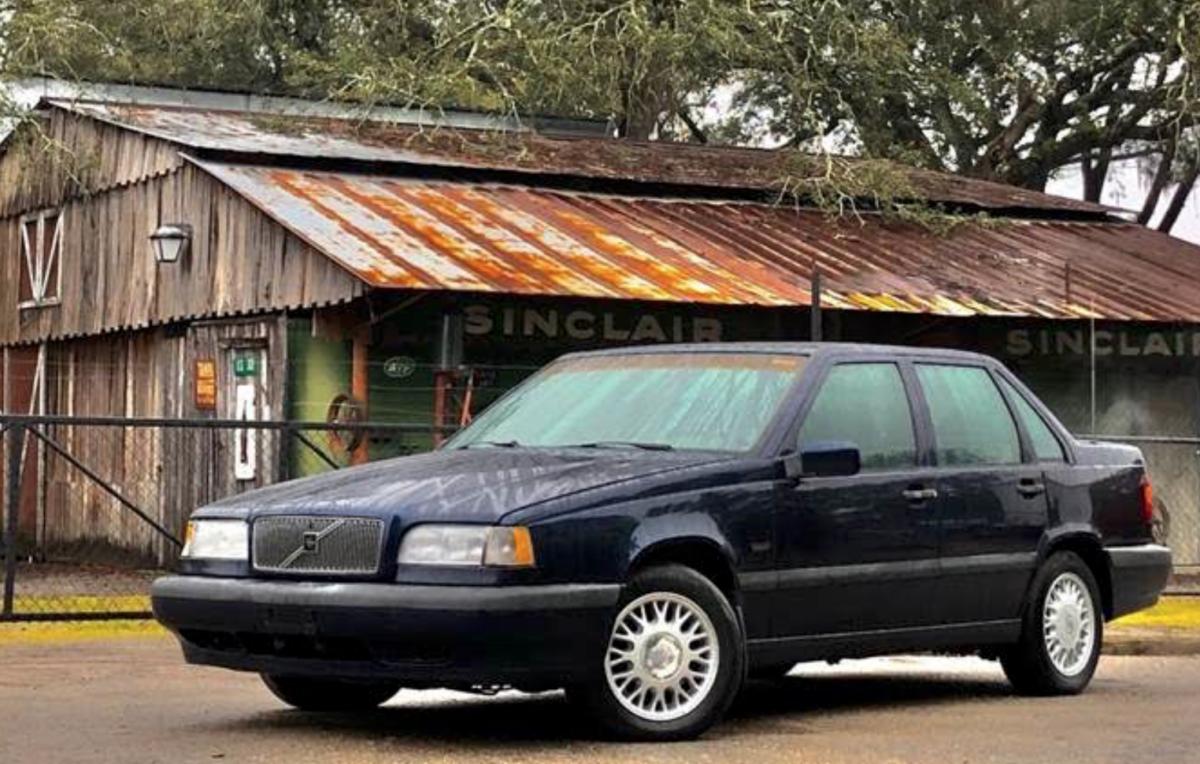 1994 Volvo 850 torque limit request