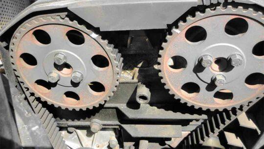Timing Belt Diy For Volvo 5 Cylinder Engines -