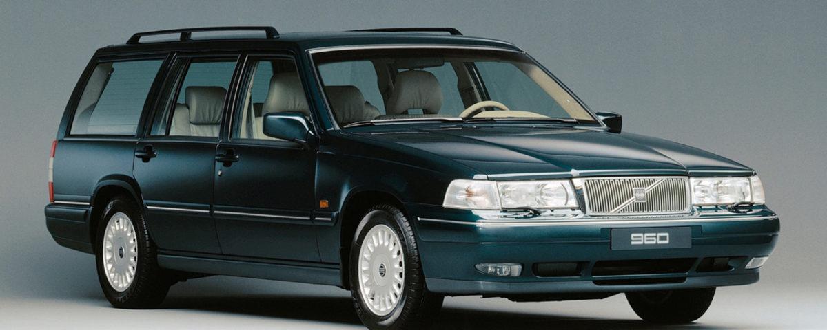 Volvo 960 1990-1996