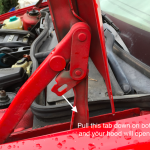 replace coolant hoses pull tab 150x150 - 98 V70 T5 Replacing the Coolant Hoses in Pics