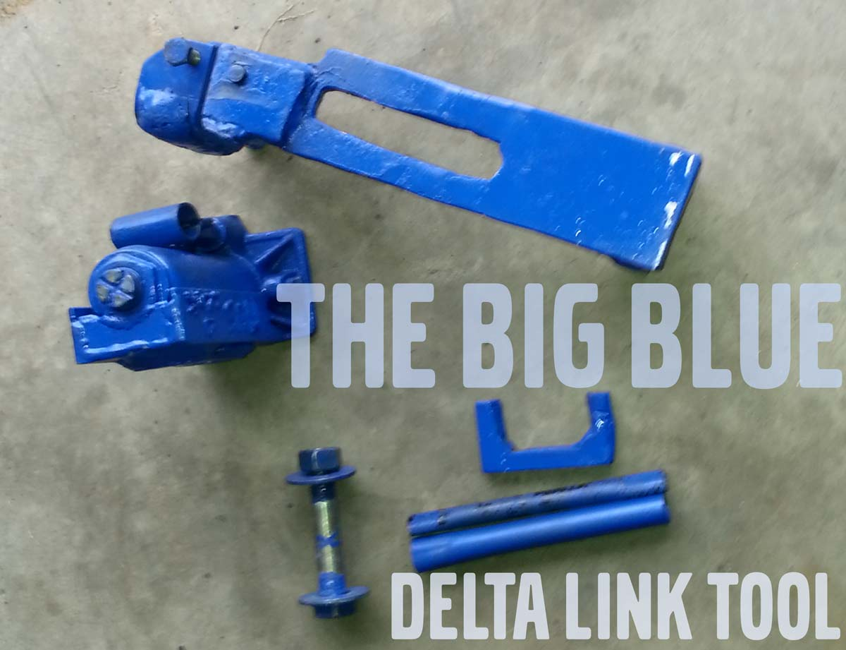 big blue - How to Use JD's Delta Link Tool