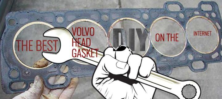 Volvo Head Gasket Diy