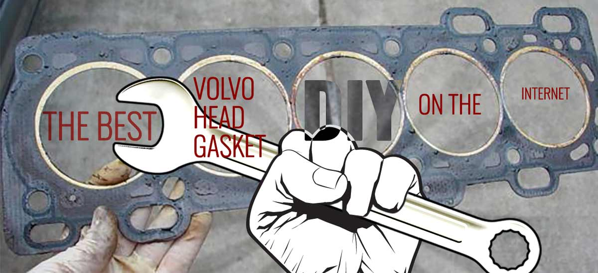 Volvo Head Gasket Diy