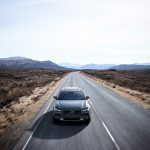 198581 New Volvo V90 Cross Country Driving Matte 150x150 - V90 Cross Country Photos