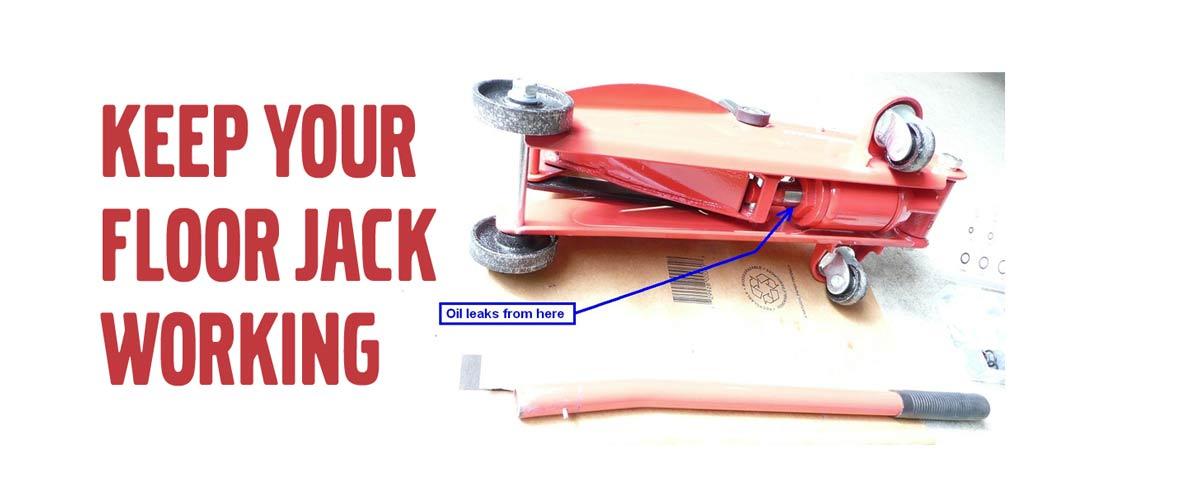 Fix Your Floor Jack MVS