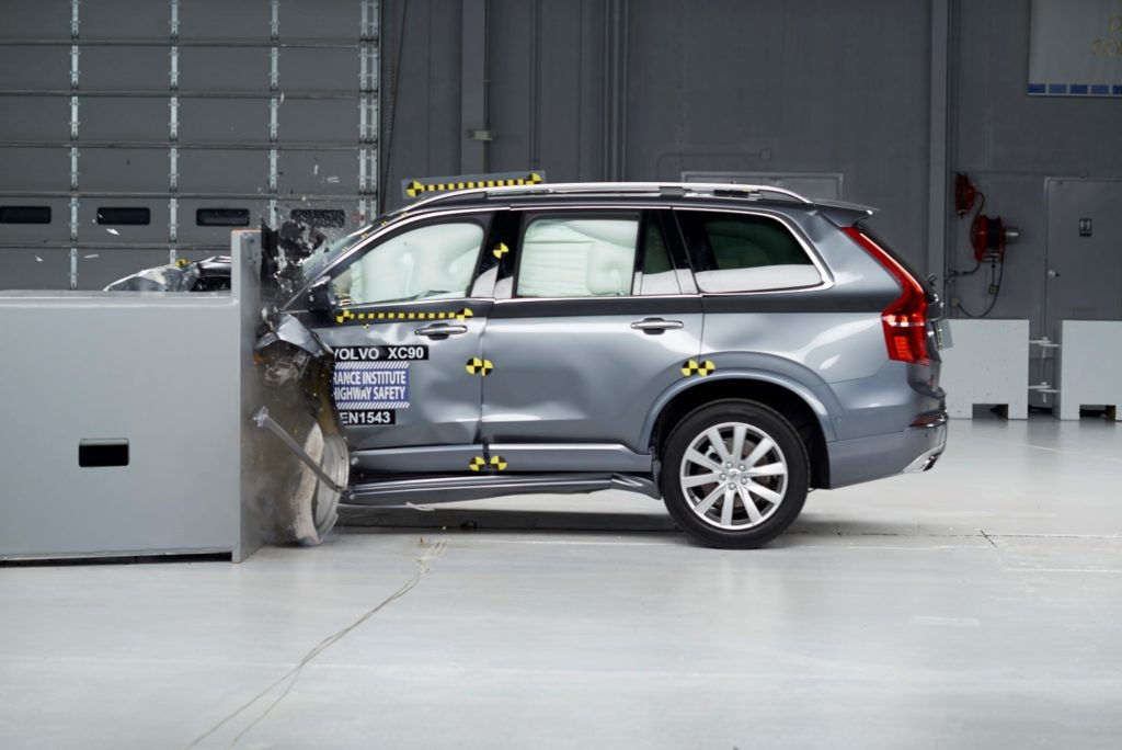 Volvo XC90 – Second Generation