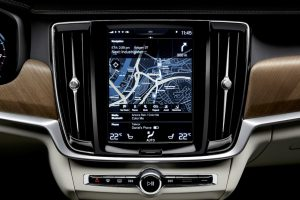 Volvo's new S90 sedan