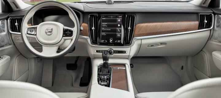 S90, V90, V90 XC family interior