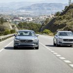191754 new volvo s90 v90 location driving 150x150 - Hello Lovely: The New Volvo V90 Debuts