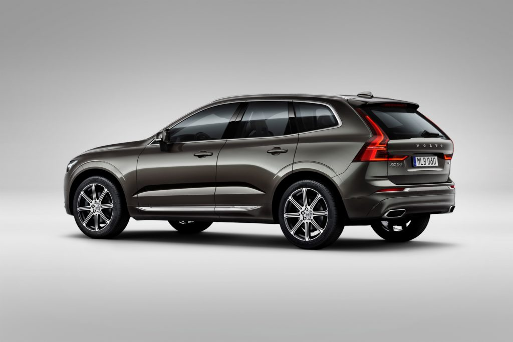 The new 2018 Volvo XC60