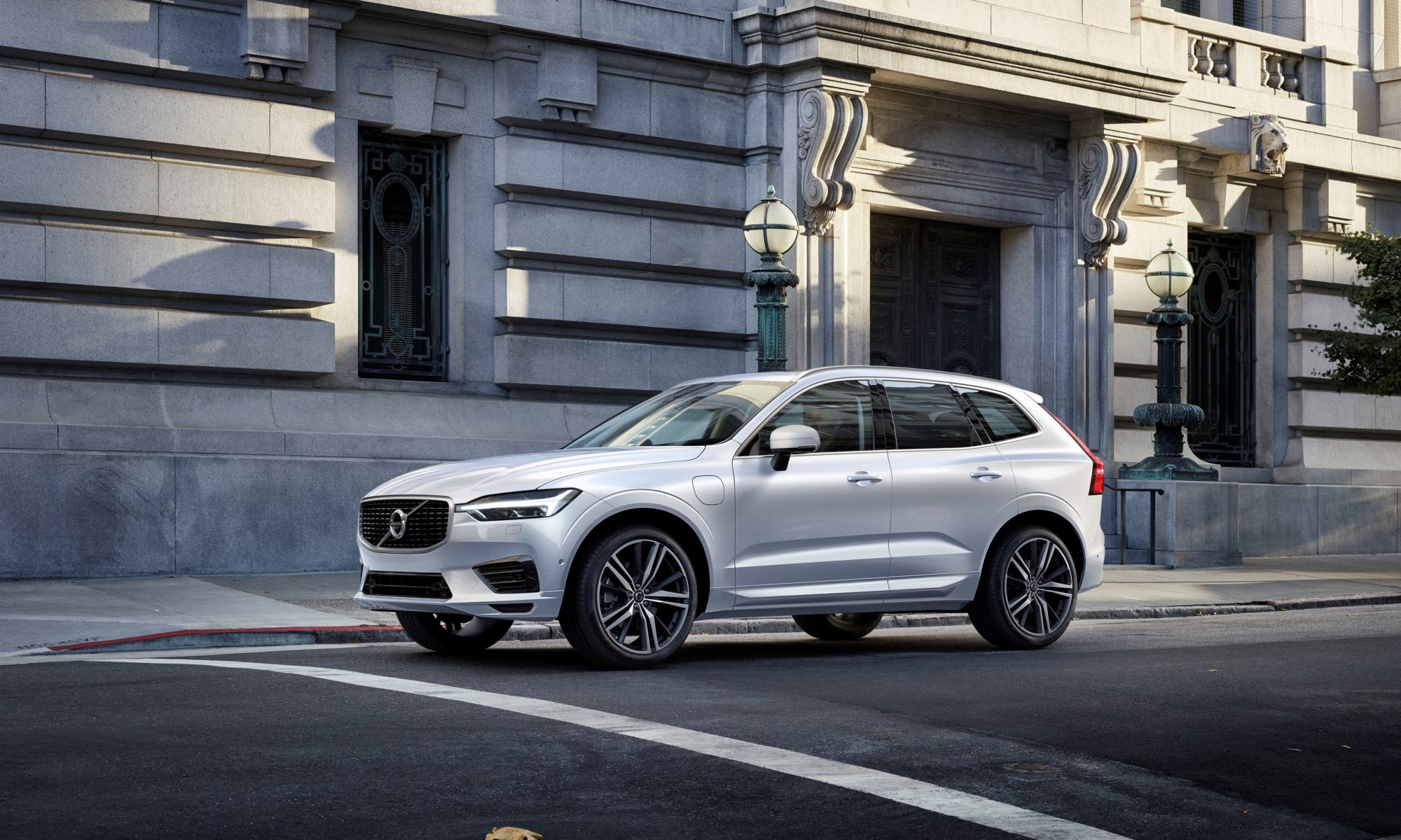 The new 2018 Volvo XC60
