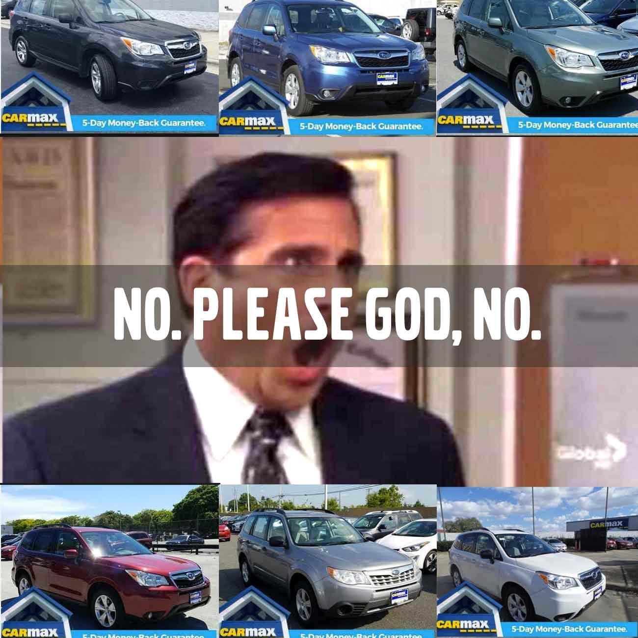 No. Please, God, No.