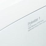 Polestar 1 exterior detail, front wing