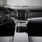Polestar 1 interior, dashboard