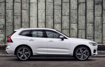 Volvo News - September 2017 - New Volvo XC40 and More