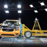 New Volvo Xc40 Crash Test Side Impact From Front