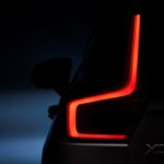 New Volvo Xc40 Exterior Detail