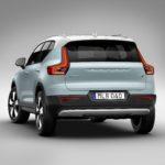 New Volvo Xc40 Exterior