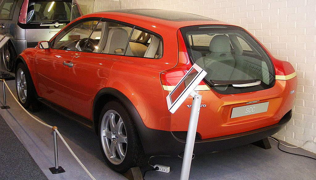 Volvo C30 - Details and Why Volvo Made Them, and Why They