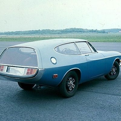 p1800 rocket 2 - 1968 Volvo Prototype Didn't Make the Cut - It Was Too Wild