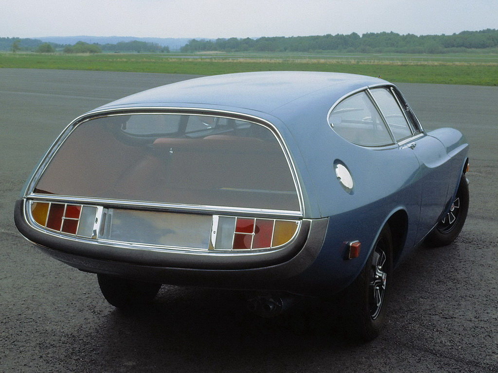 "P1800 ES prototype... ""Rocket"""