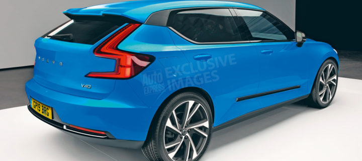 V40 sneak peek - rear