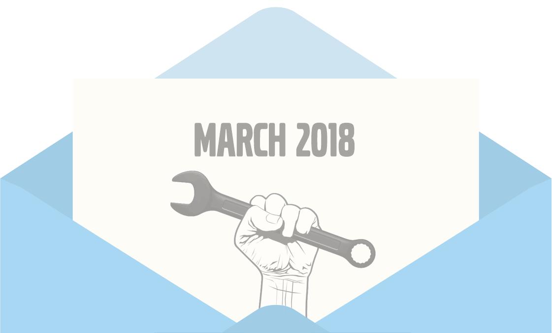 Mvs Newsletter March 2018